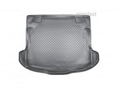 Резиновый коврик в багажник Honda CR-V (RE5) (06-12)