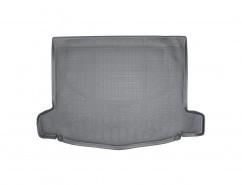 NorPlast Резиновый коврик в багажник Honda Civic 5D IX (12-)