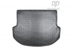 Резиновый коврик в багажник Hyundai Santa Fe (DM) (5 мест) (12-)