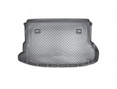 Резиновый коврик в багажник Hyundai Tucson (JM) (04-10)