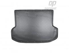 Резиновый коврик в багажник Hyundai ix35 (EL) (10-)