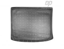 NorPlast Резиновый коврик в багажник Jeep Cherokee (13-)
