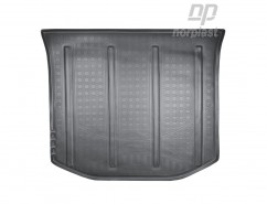 NorPlast Резиновый коврик в багажник Jeep Grand Cherokee (WK) (10-)