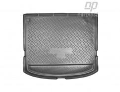 Резиновый коврик в багажник Kia Carens (FG) (06-)