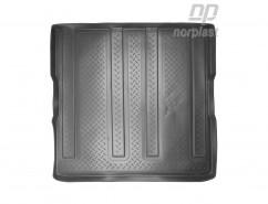 Резиновый коврик в багажник Kia Carnival (MB) (06-)