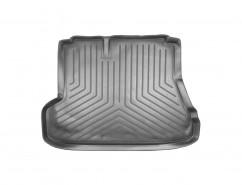 Резиновый коврик в багажник Kia Cerato (FE) SD (04-06)