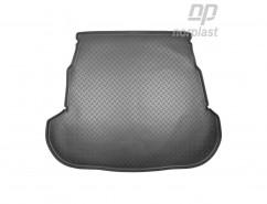 NorPlast Резиновый коврик в багажник Kia Optima (TF) SD (11-)