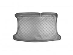 NorPlast Резиновый коврик в багажник Kia Rio (QB) HB (12-)