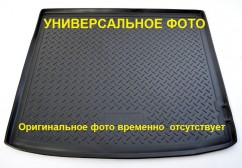 Резиновый коврик в багажник Kia Rio FB (17-)