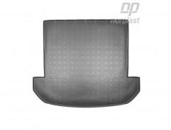 Резиновый коврик в багажник Kia Sorento (15-) (сложенный 3ряд)