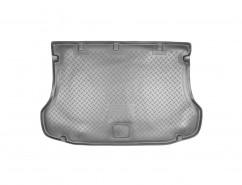 NorPlast Резиновый коврик в багажник Kia Sorento (JC) (02-09)
