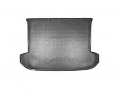Резиновый коврик в багажник Kia Sportage (QL) (16-)