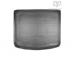 NorPlast Резиновый коврик в багажник Land Rover Freelander II (06-)