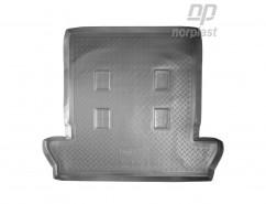 NorPlast Резиновый коврик в багажник Lexus LX 570 (URJ200) (07-12)