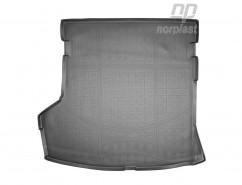 NorPlast Резиновый коврик в багажник Lifan 720 (14-)
