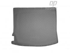 Резиновый коврик в багажник Mazda 5 (10-)