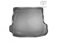 Резиновый коврик в багажник Mazda 6 HB (07-12)