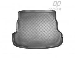 Резиновый коврик в багажник Mazda 6 SD (07-12)