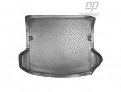 Резиновый коврик в багажник Mazda CX-7 (06-)