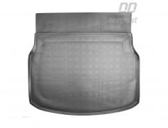 NorPlast Резиновый коврик в багажник Mercedes C (W204) SD (11-14)