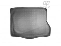 Резиновый коврик в багажник Mercedes CLA (C117) SD (13-)