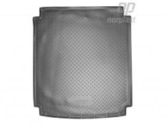 Резиновый коврик в багажник Mercedes GL (X164) (06-12)