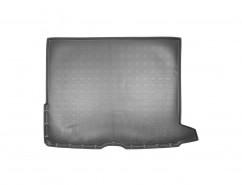 Резиновый коврик в багажник Mercedes GLC (X253) (15-)