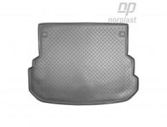 Резиновый коврик в багажник Mercedes GLK (X204) (08-)