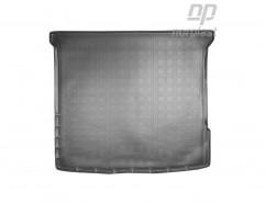 Резиновый коврик в багажник Mercedes ML/GLE (W166) (12-)