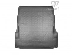NorPlast Резиновый коврик в багажник Mercedes S (W222) SD (13-)