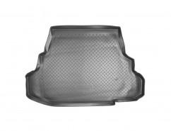 Резиновый коврик в багажник Mitsubishi Galant SD (06-)