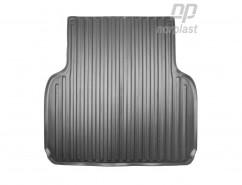 NorPlast Резиновый коврик в багажник Mitsubishi L200 (15-)