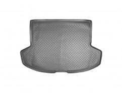 Резиновый коврик в багажник Mitsubishi Lancer X HB (07-)