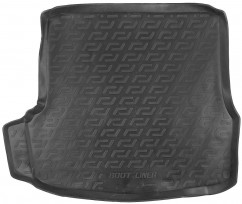 Коврик в багажик Skoda Octavia A5 (05-)