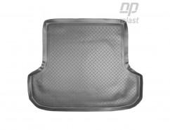 NorPlast Резиновый коврик в багажник Mitsubishi Pajero Sport (98-08)