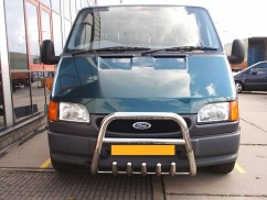 Can Otomotiv Кенгурятник (защита бампера) Ford Transit (1995-2000)