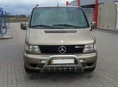 Can Otomotiv Кенгурятник (защита бампера) Mercedes Vito (1996-2003)