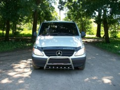 Can Otomotiv Кенгурятник (защита бампера) Mercedes Vito (2003-2014)