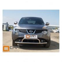 Can Otomotiv Кенгурятник (защита бампера) Nissan Juke (2010-) /ус Q модель