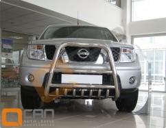 Can Otomotiv Кенгурятник (защита бампера) Nissan Pathfinder (2005-2014) /высокий