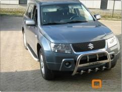 Can Otomotiv Кенгурятник (защита бампера) Suzuki Grand Vitara (2006-)