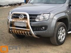 Can Otomotiv Кенгурятник (защита бампера) Volkswagen Amarok (2010-) /высокий