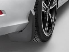 Оригинал Брызговики оригинальные Audi A3 Coupe 2013-, задние 2шт