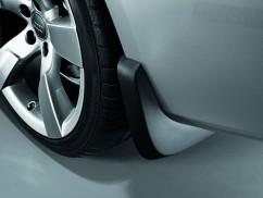 Оригинал Брызговики оригинальные Audi A5 2008-2011 дорестайл, задние 2шт