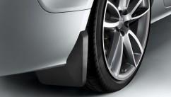 Оригинал Брызговики оригинальные Audi A6 2011-2015, задние 2шт