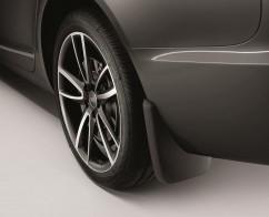 Оригинал Брызговики оригинальные Audi Q7 (15-) / оригинальные передние,   2 шт