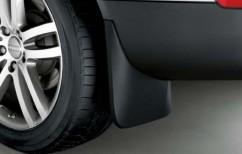 Брызговики оригинальные Audi Q7 S-line (15-), задние   2 шт