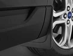 Оригинал Брызговики оригинальные Ford Edge 2016-, передние 2шт