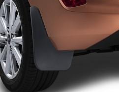 Брызговики оригинальные Ford Fiesta 2017- задние, кт 2шт