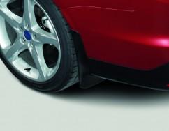 Оригинал Брызговики оригинальные Ford Focus Hb 2011-, задние 2шт